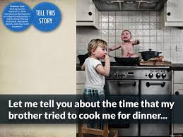 cook your brother prompt